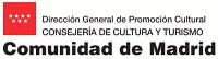 Dirección General de Promoción Cultural Consejería de Cultura y Deportes Comunidad de Madrid