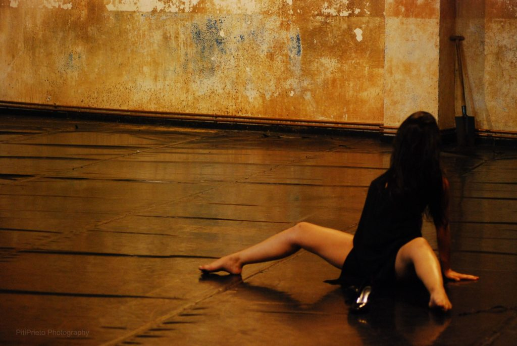 Sin Dios. Provisional Danza