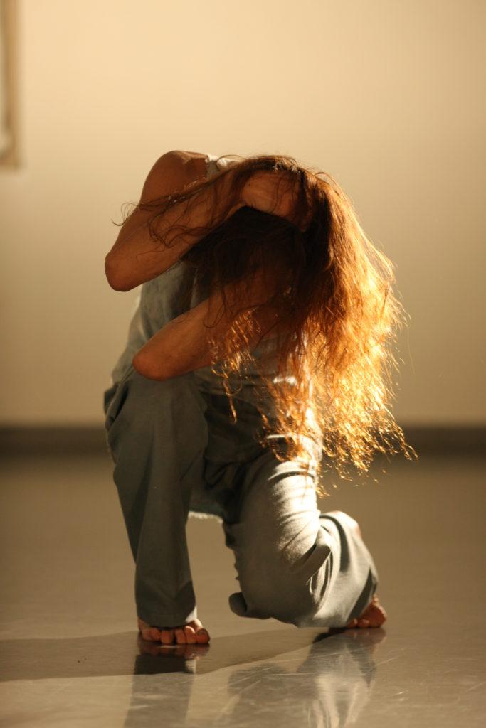 A fondo. Provisional Danza - Transparence Dance. Carmen Werner