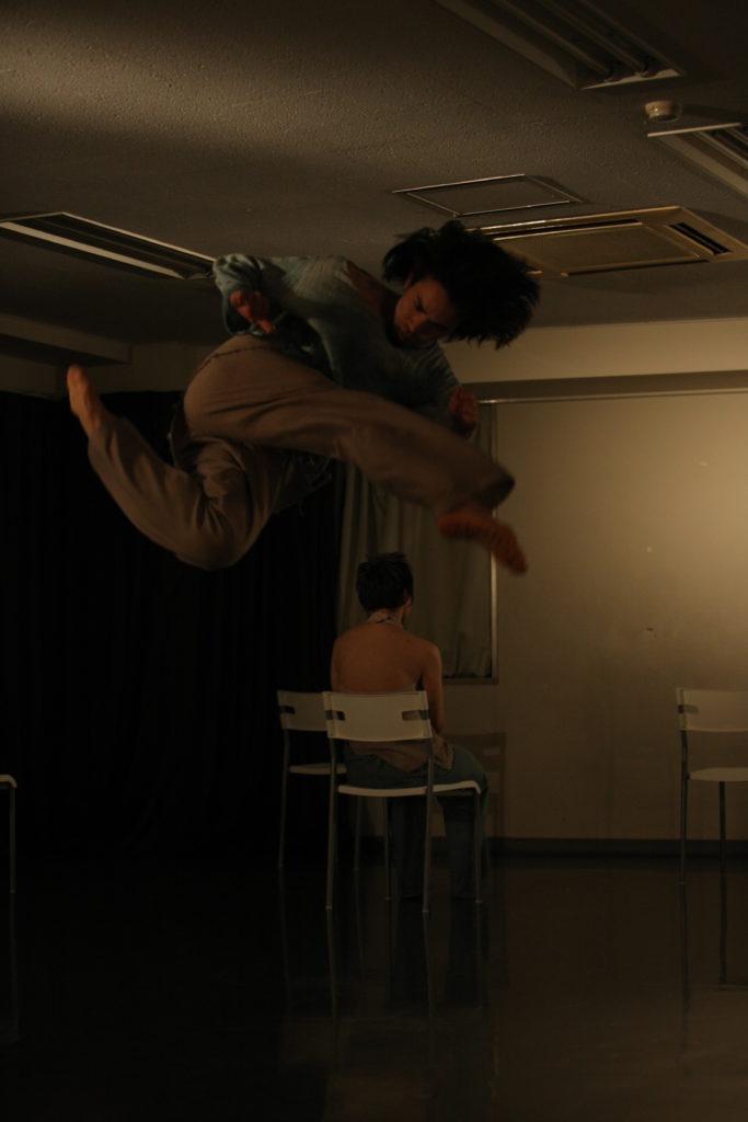 A fondo. Provisional Danza.