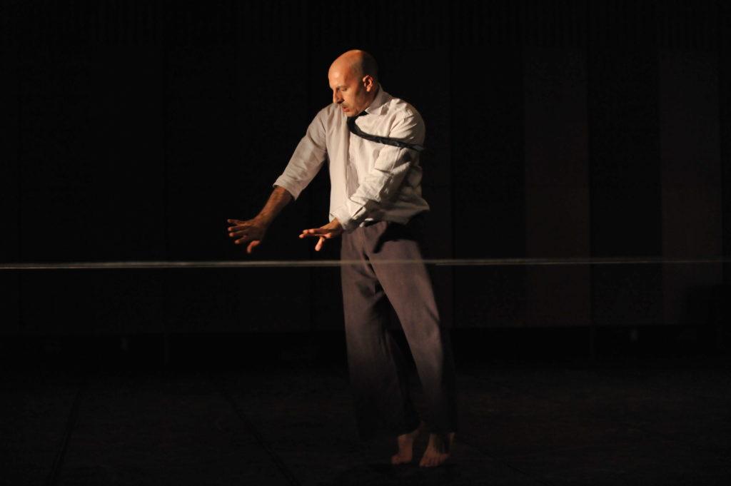 Alejandro Morata. A Fondo. Provisional Danza - Transparence Dance Studio