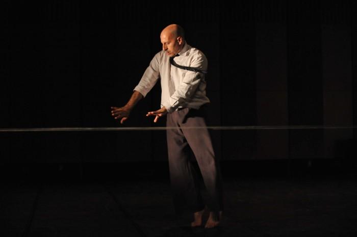 Alejandro Morata. In-Depth. Transparence Dance
