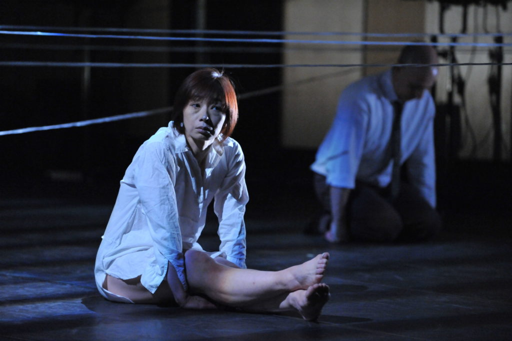Masumi Yanase. In-Depth. Transparence Dance.