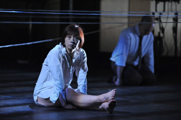 Masumi Yanase. In-Depth. Provisional Danza - Transparence Dance Studio