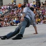 Memory of a Crime. Provisional Danza