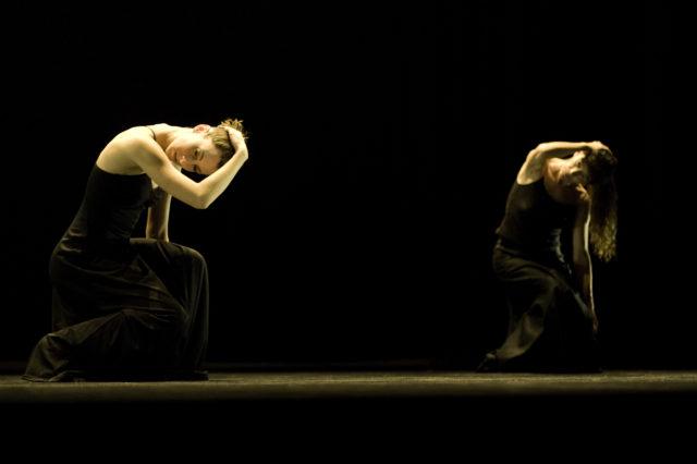 Coreografía La mujer invisible