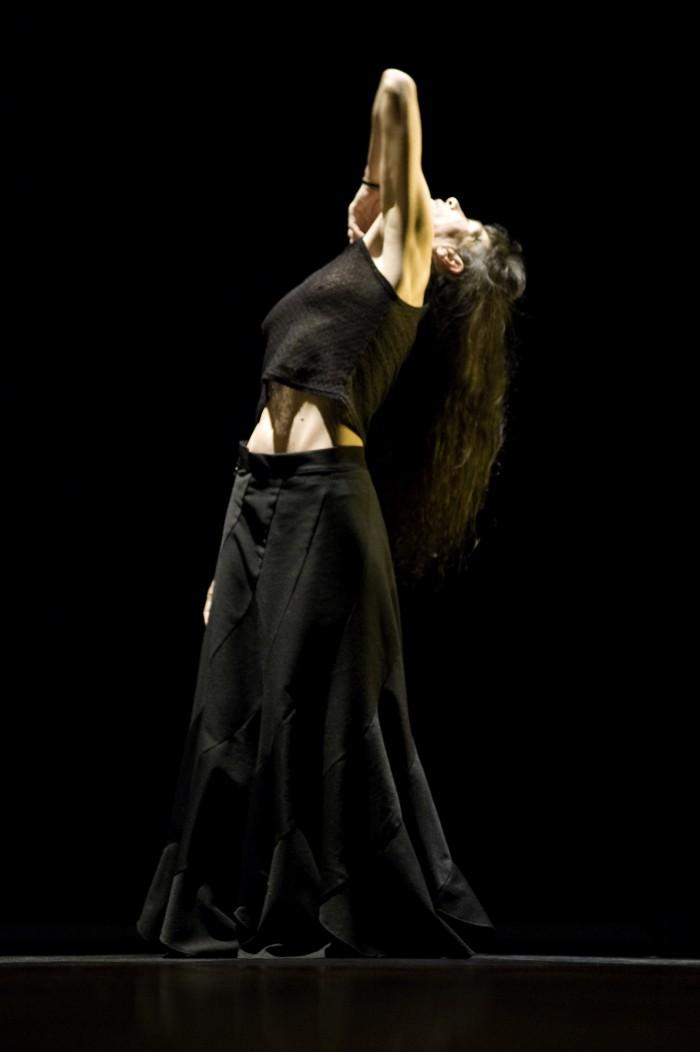 La mujer invisible (Identidad) Provisional Danza. Carmen Werner.