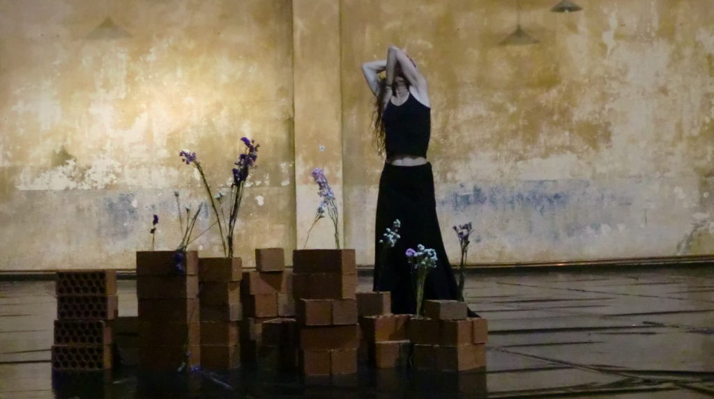 La mujer invisible (Identidad) Provisional Danza.