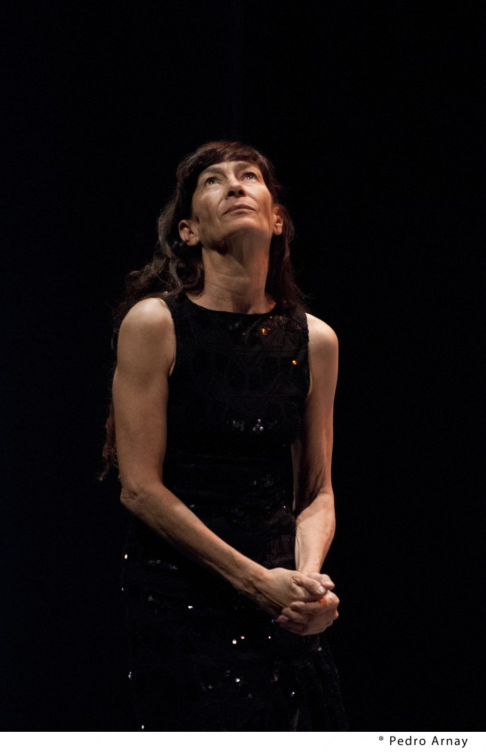 Carmen Werner. With No Pain Or Glory. 25 Years of Provisional Danza.