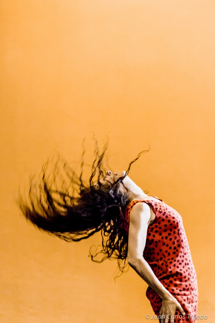 Provisional Danza: Some Day. Carmen Werner. Image: Juan Carlos Toledo.