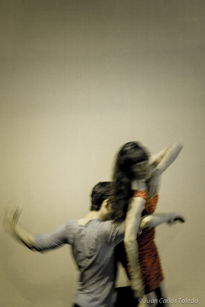 Provisional Danza: Some Day. In the Cuarta Pared Theatre.