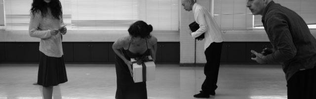 Memory. Shun-Project. Provisional Danza.