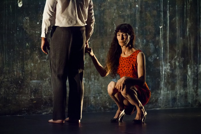 Carmen Werner and Alejandro Morata
